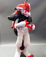 Zoroark Homemade Costume
