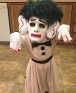 Zozobra Baby Homemade Costume