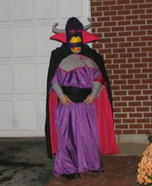 Homemade Zurg Costume