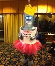 Duct Tape Gender Bender Costume