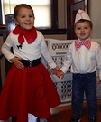 1950's Poodle Girl and Soda Jerk Costumes