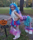 4-Legged Magical Unicorn Costume