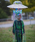 Abducted by Alien Costume