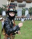 Steampunk Vampire Hunter Costume