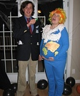 Al Gore and Global Warming Homemade Costumes