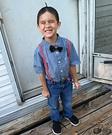 Alfalfa Boy Costume