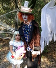Alice in Wonderland & Mad Hatter