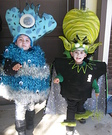 Aliens Homemade Costumes