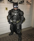 Armoured Batman Costume