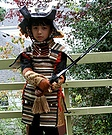 Authentic Samurai Costume