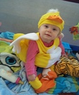 Duck Costume for Babies