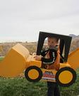 Backhoe Tractor Halloween Costume