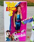 Toy Story Barbie in a Box Costume