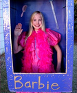 Barbie in a Box Costume for Girls