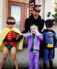 Batman, Friends and Enemies Costume