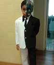 Batman Two-Face Homemade Costume