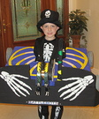 Battlebot - Witch Doctor Costume
