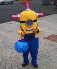 Bee Do Minion Homemade Costume