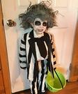 Beetlejuice Boy's Costume DIY
