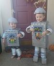 BenBot & PhilBot Costume