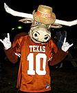Texas Longhorn Bevo Costume