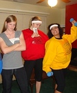 Biggest Loser and Jillian Michaels Group Costume