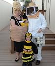 Bit-O-Honey Family Costume