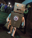 Blayze the Robot Costume