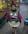 Animal costume ideas for kids - Blowfish Costume