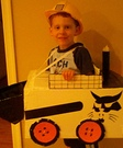 Bobcat Halloween Costume for Boys