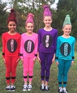 Box of Friends Crayons Costume