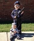 Brotherly Love Homemade Costume