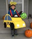 Bug Car Taxi Costume