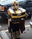 Bumble Bee Camaro Costume