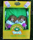 Cabbage Patch Kids Twins Homemade Costume