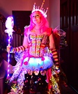 Candy Queen Homemade Costume