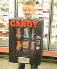 Candy Vending Machine Homemade Costume