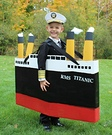 Captain of the Titanic Homemade Costume