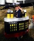 Captain of Titanic Costume