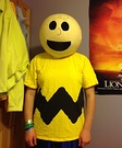 Charlie Brown Homemade Costume