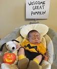 Charlie Brown Homemade Costume