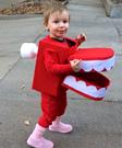 Chattering Teeth Costume