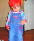 Chucky Costume for Boys