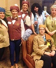 Group movie costumes - Coming to America Group Costume