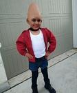 Connie Cone Head Costume