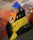 Construction Worker Homemade Costume