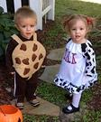 Cookies and Milk Baby Costume