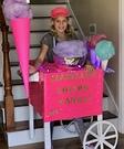Cotton Candy Machine Costume