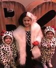 Cruella Deville and her Puppies Costume