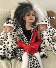 Cruella & her Pups Homemade Costume